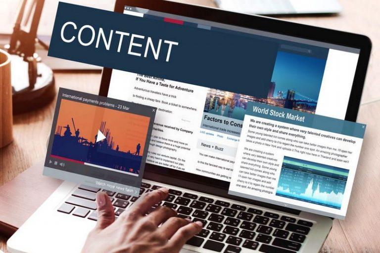 """Раздел """"Статьи"""" на коммерческом сайте способствует продвижению"""