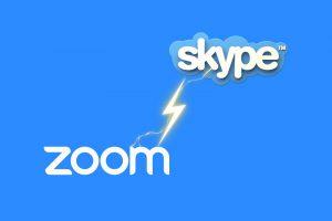 Zoom или Skype: что лучше для бизнеса
