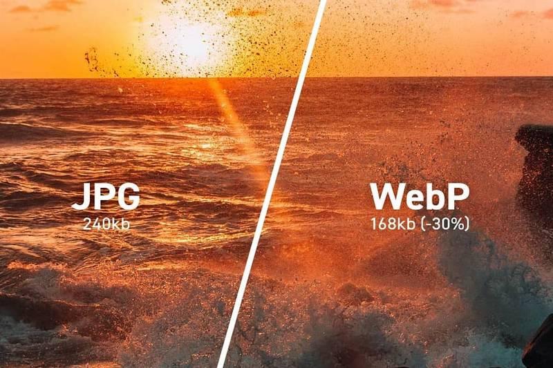 Как формат webp помогает оптимизировать изображения на сайте