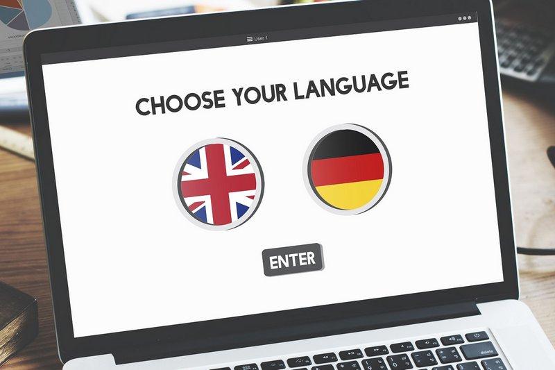 Как перевести сайт на другой язык